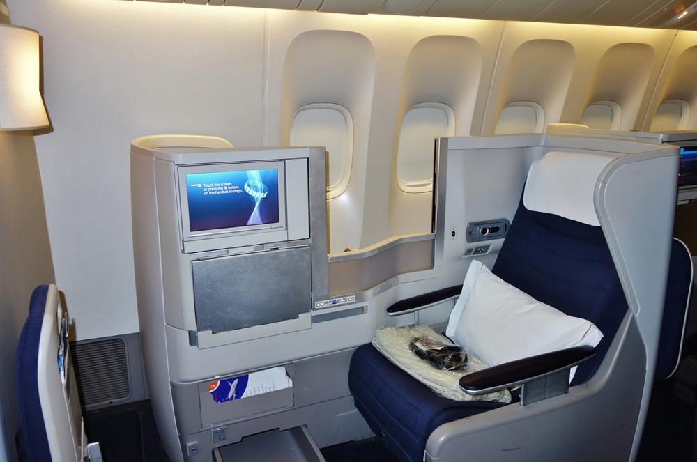 British Airways Club Class