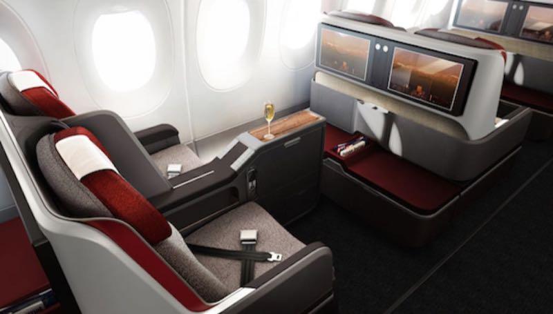 LATAM Business Class Flights