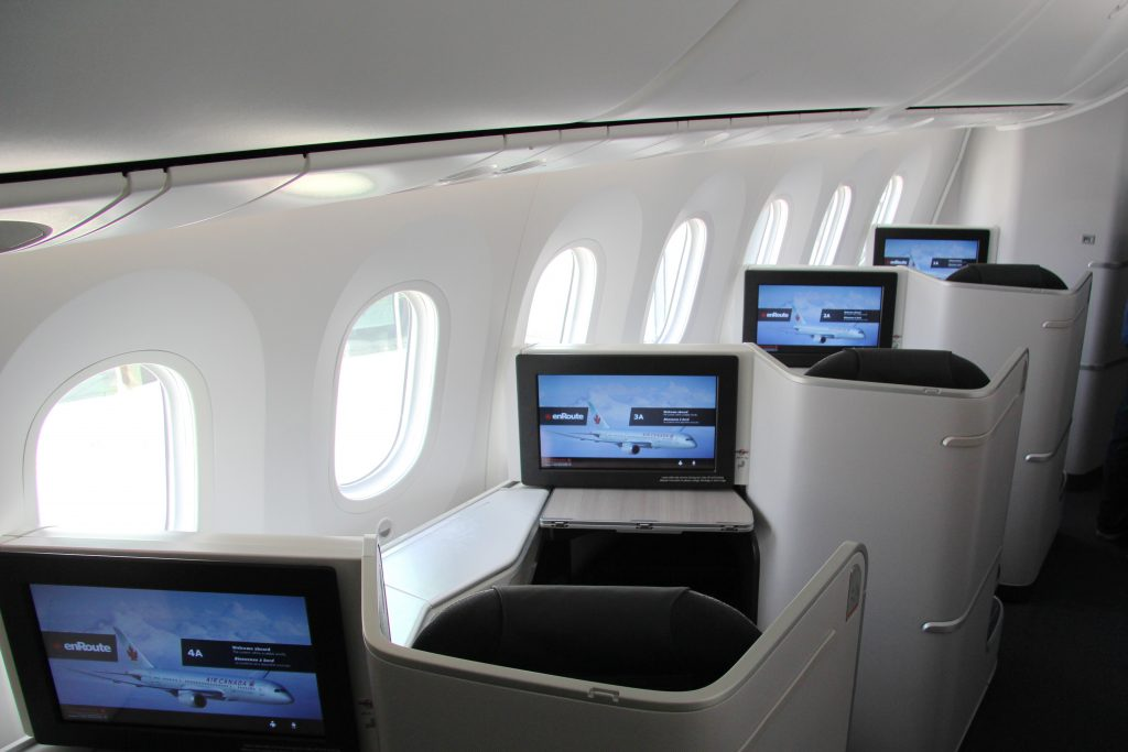 Enjoy Single Seats with Air Canada