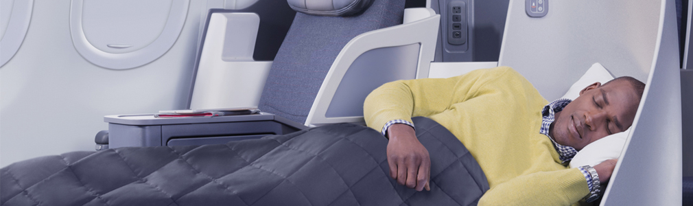 American Airlines Business Class Flat Beds