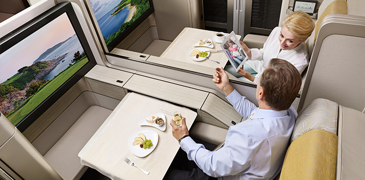 Asiana First Class Suites