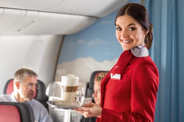 Austrian Airlines Crew