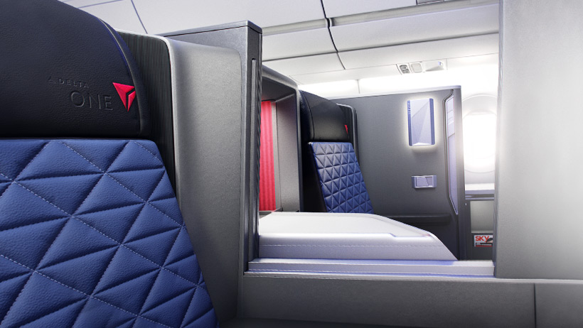 Delta One Business Suites