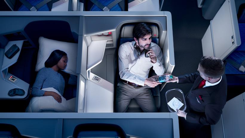 Delta One Business Suites