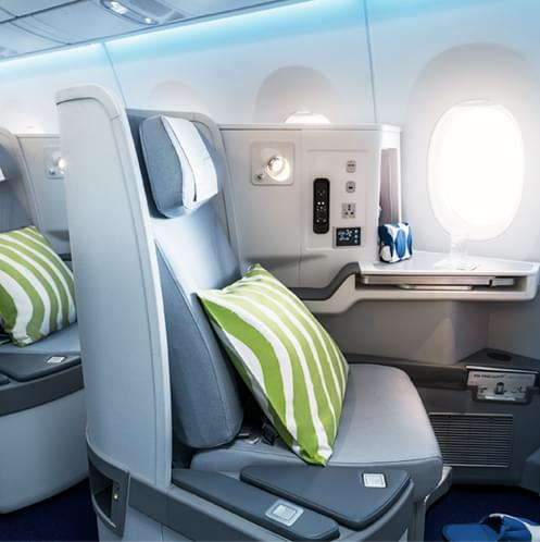 Finnair Business Class