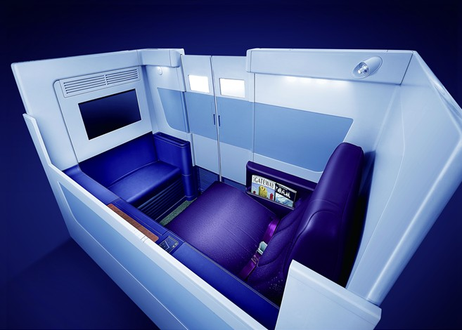 China Southern Platinum Suites