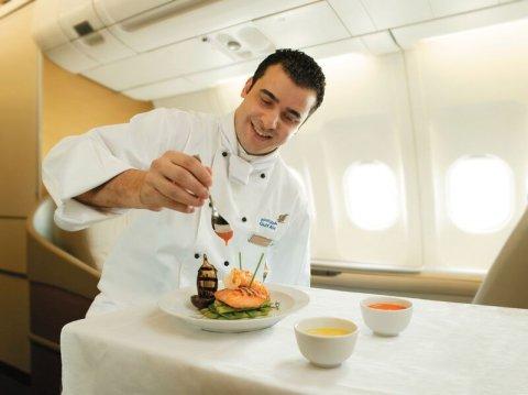 Business Class Sky Chef