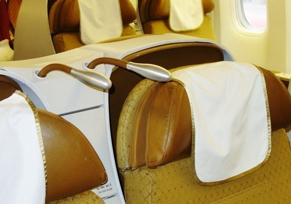 Air India Business Class